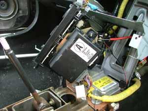 MG Alarm/immobiliser: Lucas 5AS and Pektron SCU