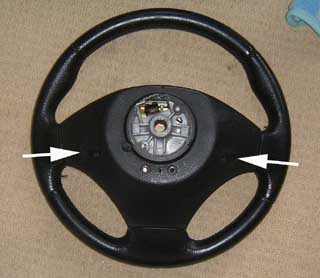 How to remove and replace steering wheel/ rotary coupler