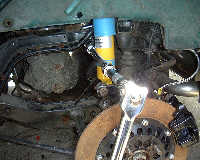 The building of project shed part 16 picture 14 removing the old starter motor using a socket set and a very very long extension did the job a trick though asfbconference2016 Images